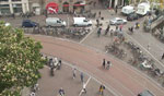 Amsterdam web cam Koningsplein