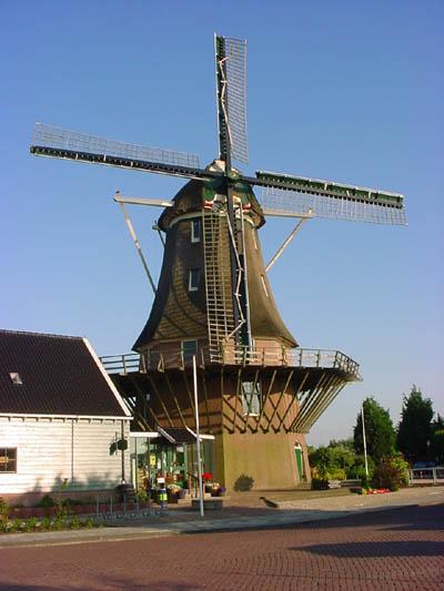 van Sloten windmill